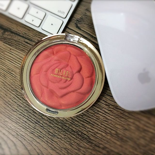 Milani Powder Blush Blossomtime Rose
