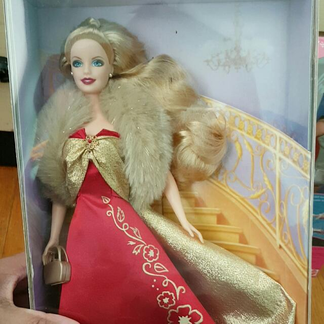 NEW Glamour Gala Barbie