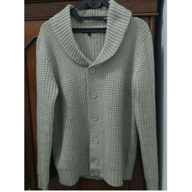 New Look Shawl Collar Cardigan