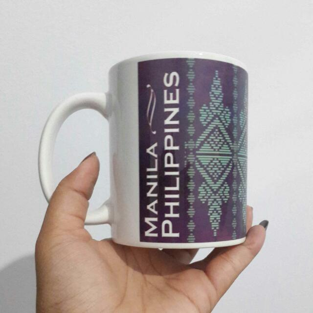 NEW Manila Phillipines Mug