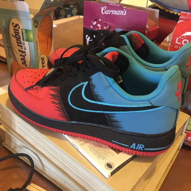 """Nike Air Force 1 Low """"Spiderman"""" (Size"""
