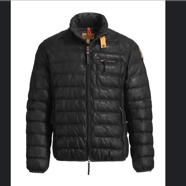 AUTHENTIC ! PJS Ernie Leather Jacket
