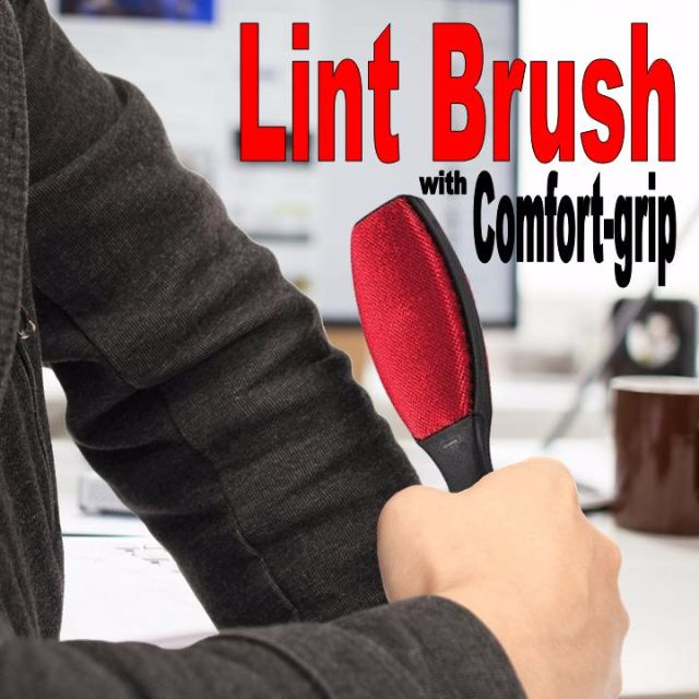 Portable Reusable Lint Dust Pet Hair Clothing Deep Cleaning Brush