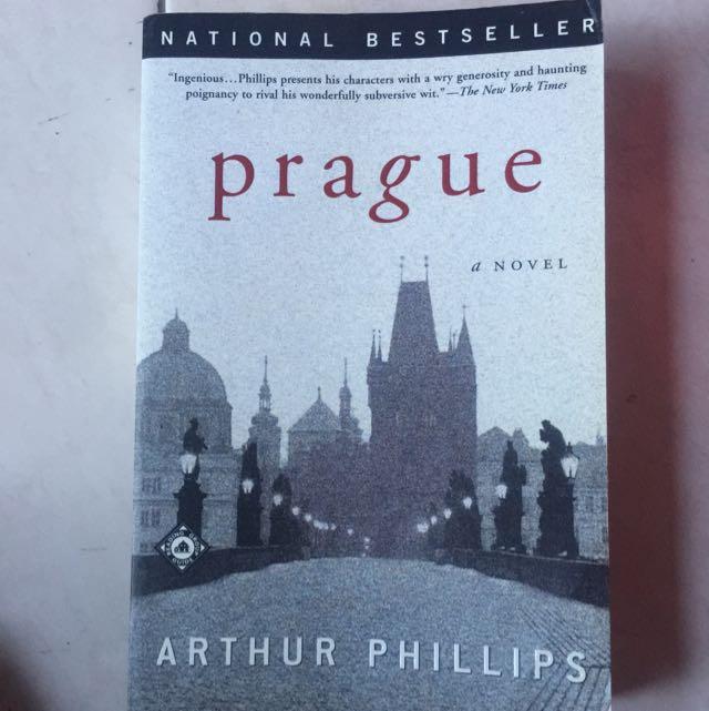 Prague A Novel