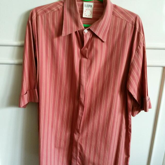 Preloved Stripped Polo