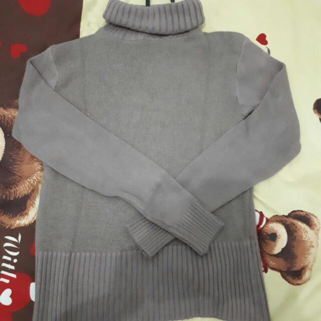 Re-price sweater rajut