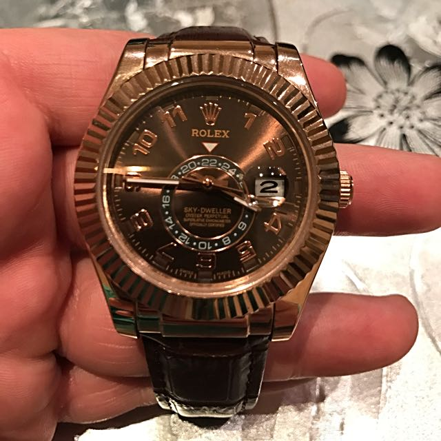 Rolex Skydweller Watch