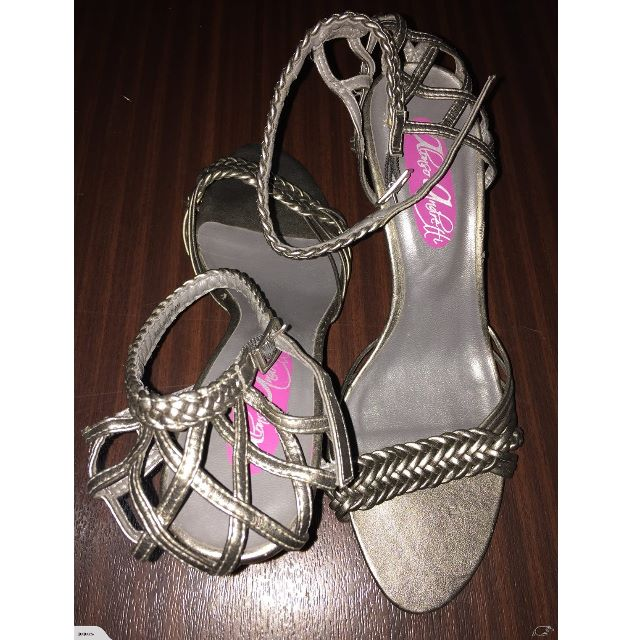 Sandals Size 6 Grey