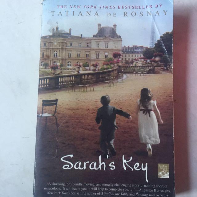 Sarah's Key Novel