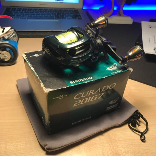 28fa0214a63 Shimano Curado G, Sports, Sports & Games Equipment on Carousell