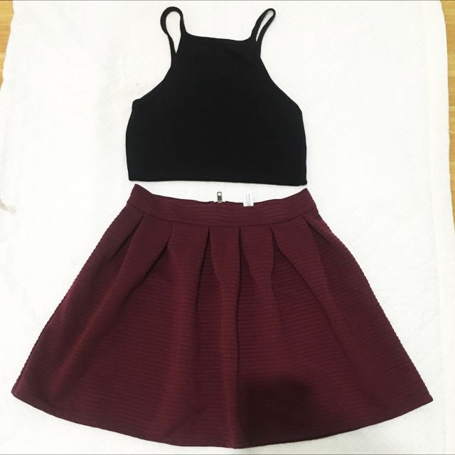 Skirt (never used) From US