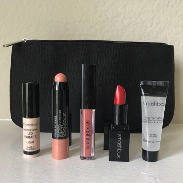 Smashbox Travel Size Set
