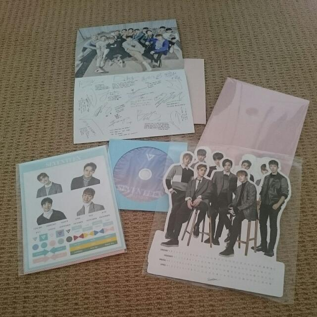 SVT 2017 SG Items