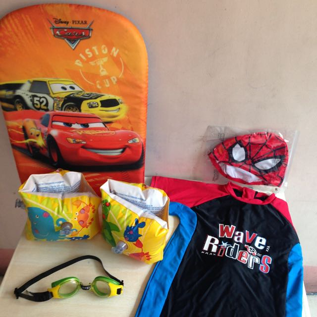 Swimming Gear For Boys