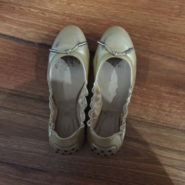 Tod's Ballet Flats (used)