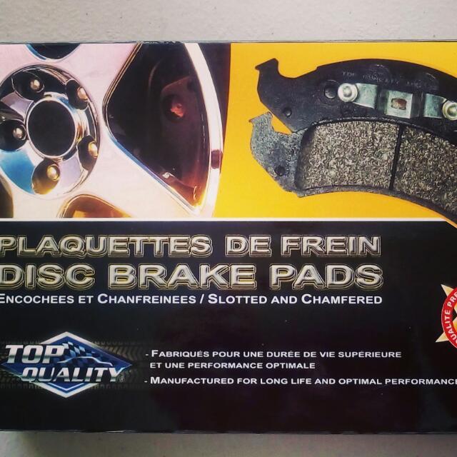 Top Quality Brake Pads