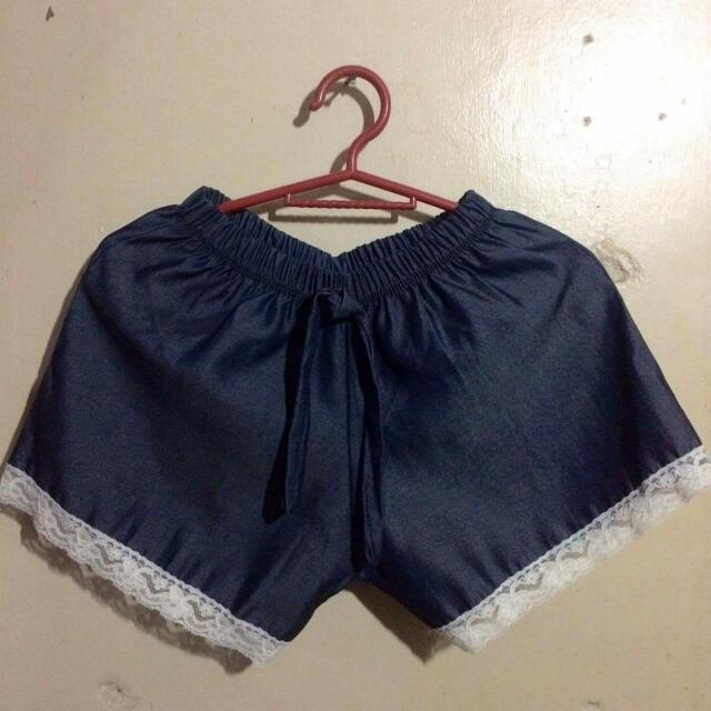 Trendy Laced Shorts