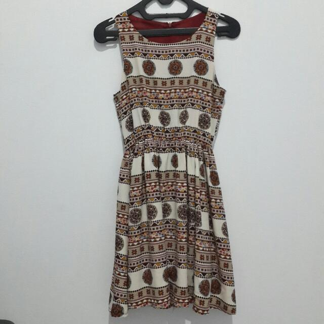 Reprice! Tribal Dress