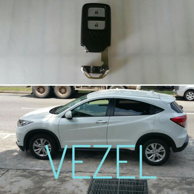 VEZEL clearance of Remote Fob