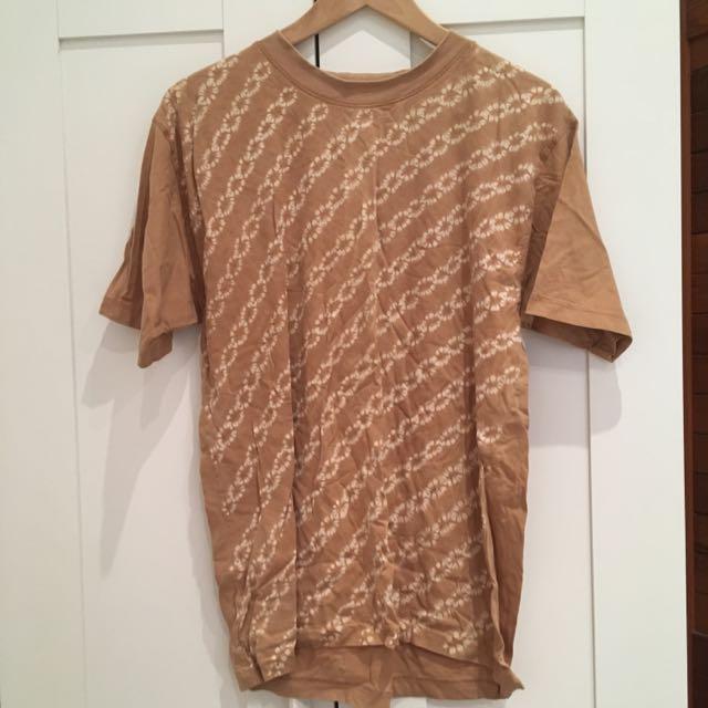Vintage Tie- Dye Baggy T-shirt