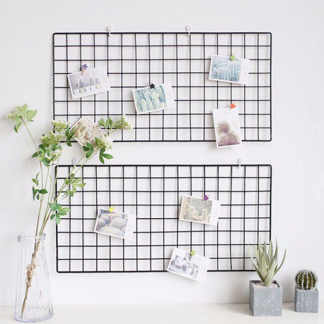 Wire Wall Grid Furniture Home Decor On Carousell