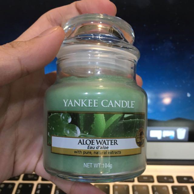 Yankee Candle 小蠟燭