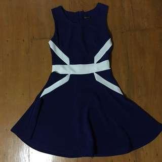Royal Blue Formal / Party Dress