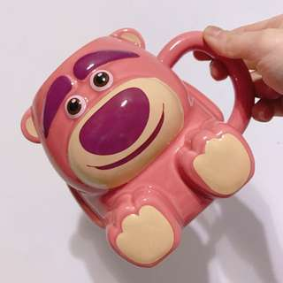 (保留中)熊抱哥馬克杯
