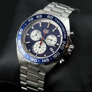 Tag Heuer Redbull Racing Edition
