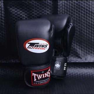 INSTOCK Twins boxing glove