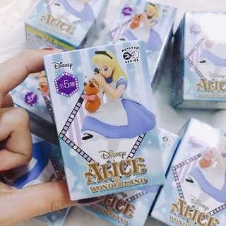 Mina女孩日本代購 迪士尼愛麗絲 杯緣子 妙妙貓 拆賣