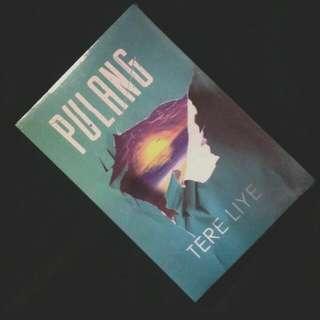 """NOVEL """"PULANG"""" by TERE LIYE"""