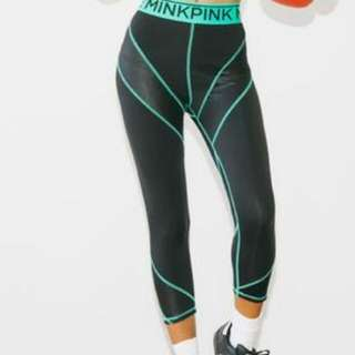 Mink Pink Workout Tights