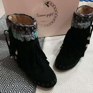 踝靴(秋、冬款)