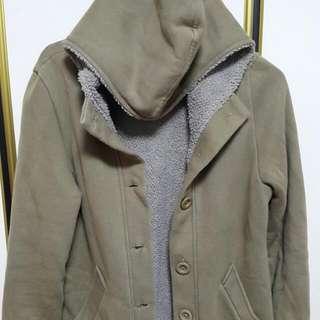 厚款鋪綿外套