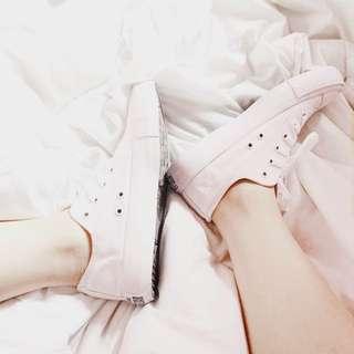 Preloved Converse Allstar White