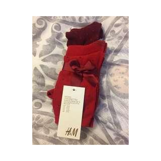Polka Dot H&M Socks