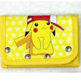 Pokemon Pikachu kids wallet