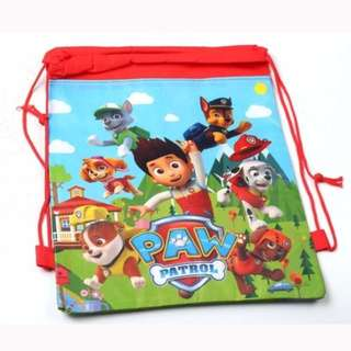 Paw Patrol Swim Drawstring Bag