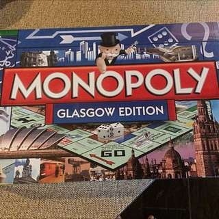 Monopoly Glasgow Edition