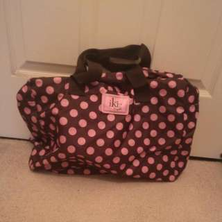 Cute Iki2 Duffel Bag
