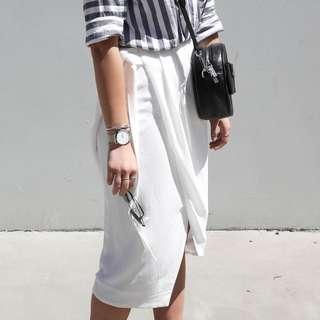Crepe Skirt - RRP $129