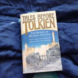 Tales Before Tolkien Book