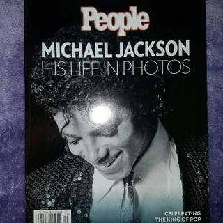 People- Michael Jackson - His life in photos