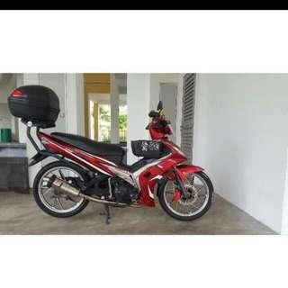 Yamaha Spark 135 (COE 2026)