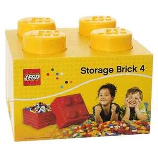 Lego 4studs Storage Box 儲物盒