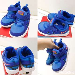 AUTHENTIC NIKE SHOES (6-24 MOS)