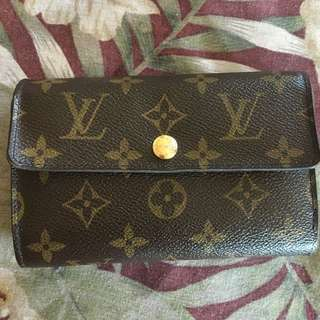 LV Authentic Alexandra Wallet
