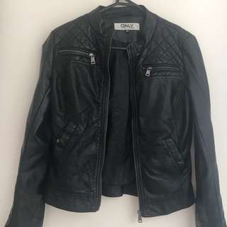 ONLY - Leather Jacket