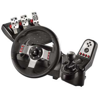 (Brand New) Logitech G27 Racing Wheel
